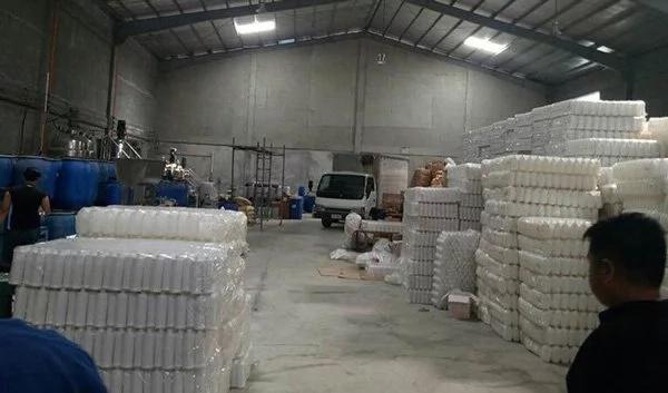 Bureau of Customs finds billions of fake goods in Bulacan