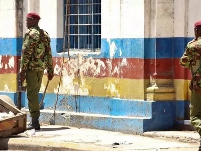 Six Garissa prisoners escape using the most BIZZARE way