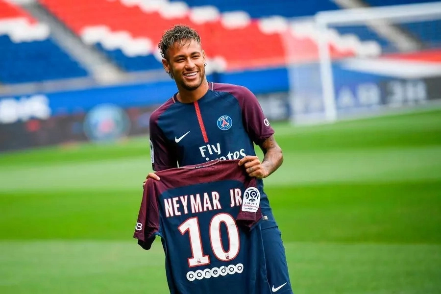 Neymar denies move to Real Madrid says he is happy at PSG