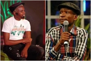 Chipukeezy rekindles Ayeiya's memories in the most dramatic way (Photos)