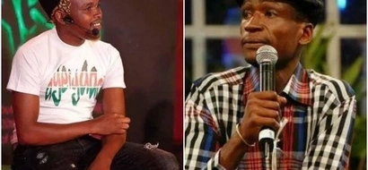 Churchill Show comedian Chipukeezy brings Ayeiya back to life (Photos)