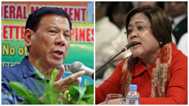 Duterte to investigate de Lima for shabu in Bilibid