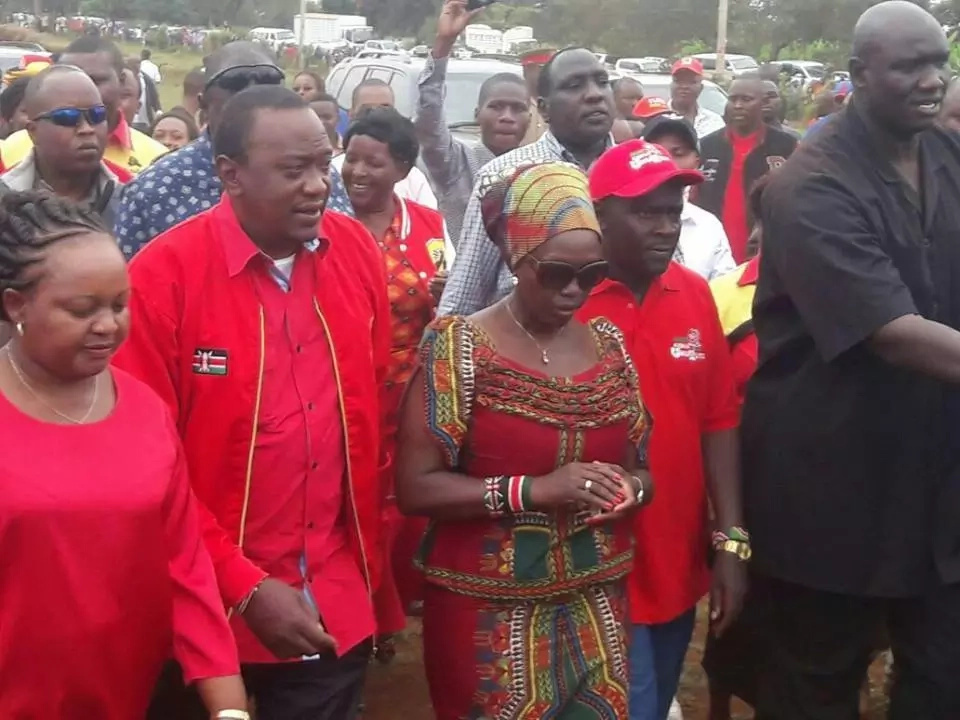 Uhuru promises Karua and Waiguru soft landing as he plays safe in Kirinyaga politics