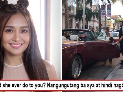 'Ano problema niyo?' Fans defend Kathryn Bernardo from bashers after she fangirls and posts photo of Jennifer Lopez