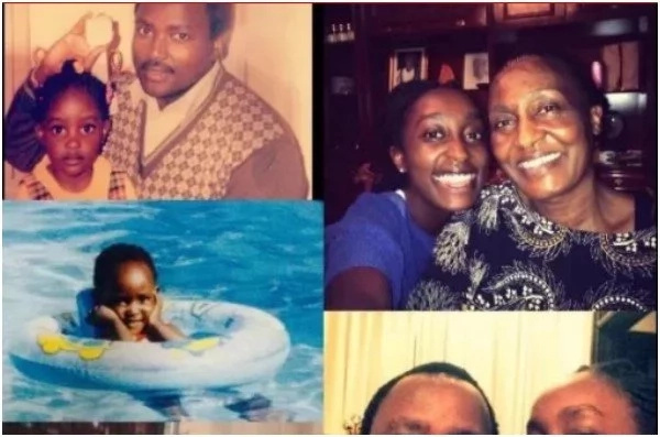 Kalonzo Musyoka celebrates an important lady in his life with the most touching message