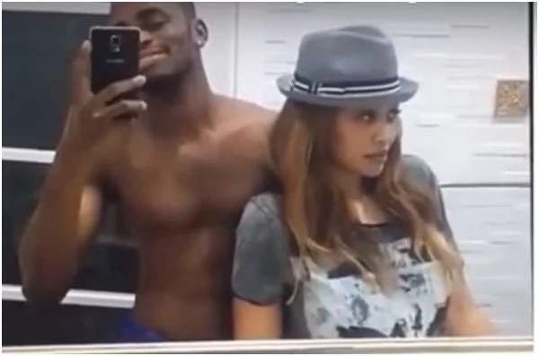Diamond leaves nothing to the imagination with this STEAMY video with his pregnant wife