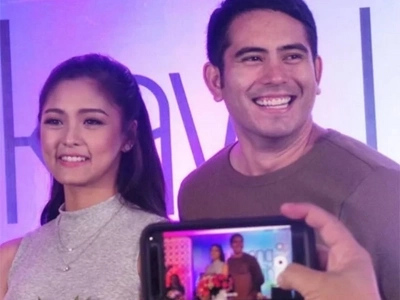 Naka move-on na kami! Kim, Gerald reveal real reason behind accepting reunion teleserye project
