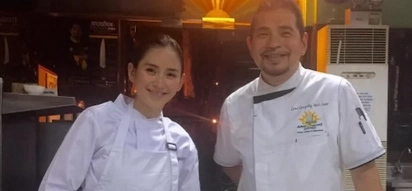 Ehemplong estudyante! Sarah Geronimo's culinary teacher applauds her for perseverance in the kitchen