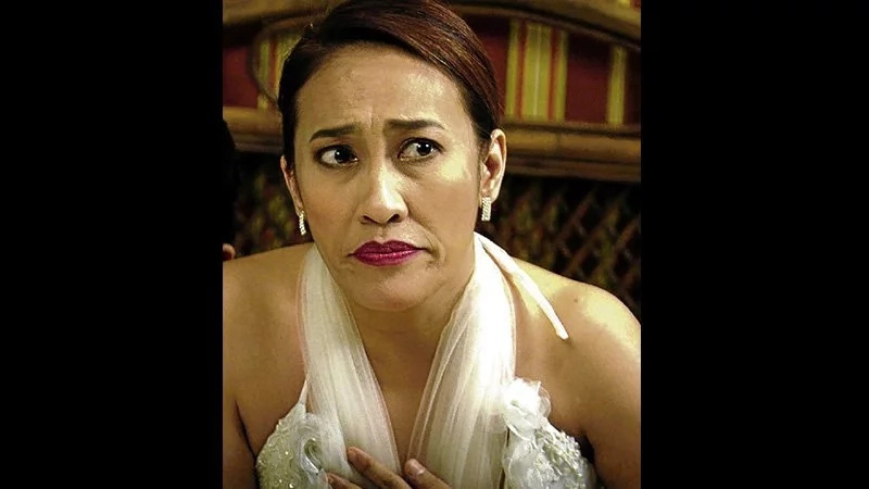 Ai-Ai Delas Alas in search of papal medal lost at her own wedding