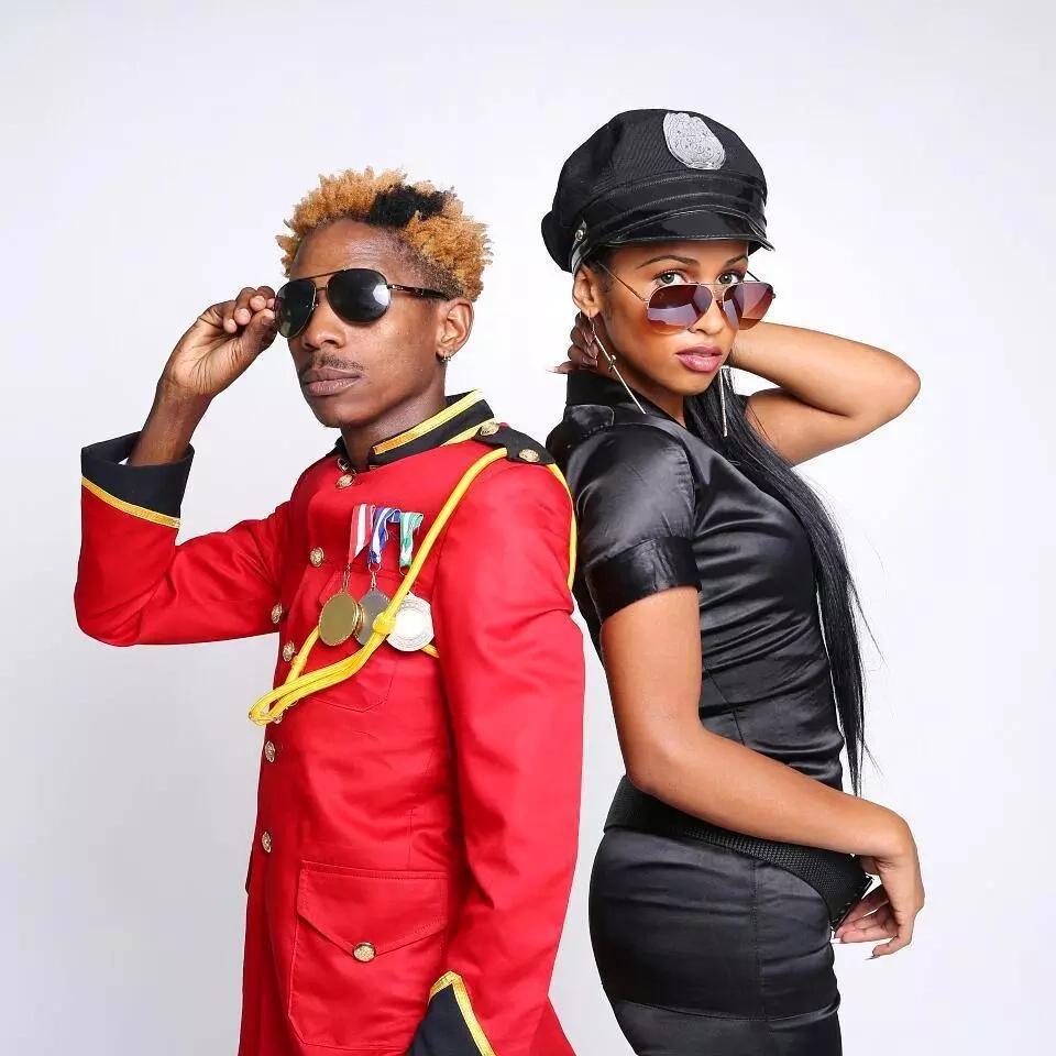 eric omondi girlfriend and love affairs of kenyan talented