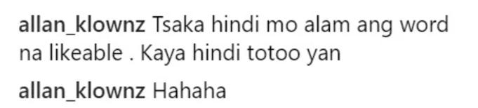 "Comedian Atak slams allegation that he called Maine Mendoza ""plastic, hindi likeable"""