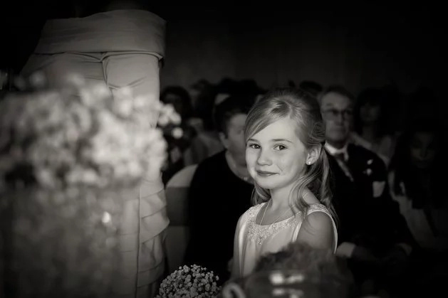 This 9-year-old wedding photographer is in demand; find out why