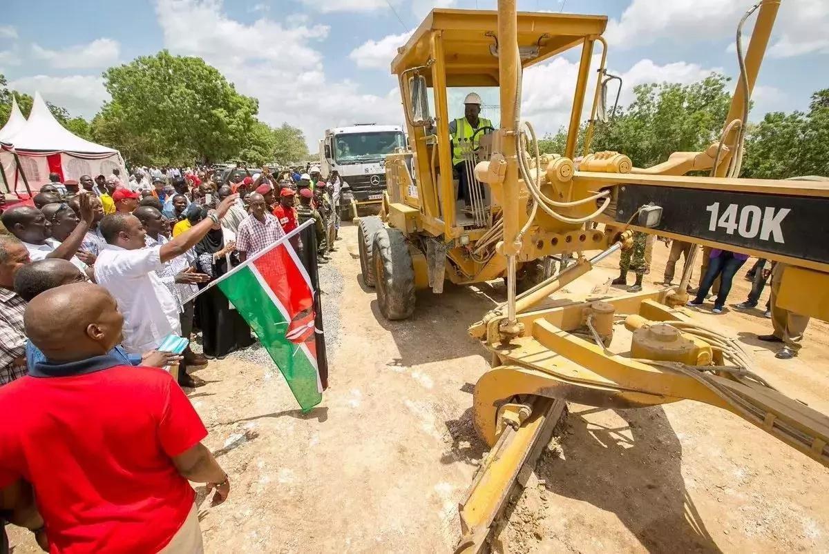 Uhuru Kenyatta aivamia ngome ya NASA