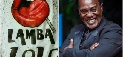 Mtangazaji wa Citizen TV - Jeff Koinange - ajuta kuuliza maana ya 'lamba lolo'
