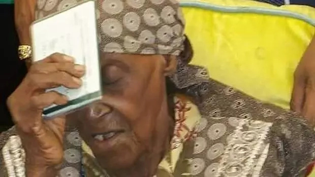 Johanna Rametsi was said to be 134 years old when she passed away