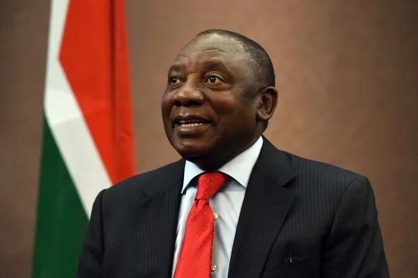 Ramaphosa comes out swinging