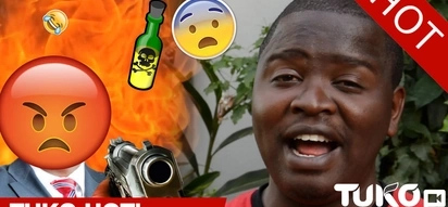 Someone tried to kill opposition leader Raila Odinga - Watch more with Tuko HOT news