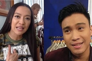 Napikon na! Edgar Allan Guzman slams Mocha Uson for describing his work as 'garbage'
