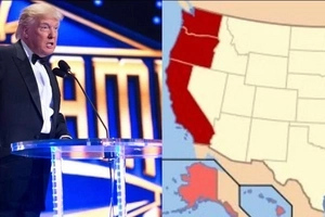 California Wants To Leave US After Trump Won Election