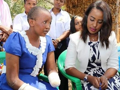 Jackline Mwende alikuwa na MPANGO WA KANDO mumewe alipomkata mikono kwa kutoza. Sasa ni MJAMZITO!