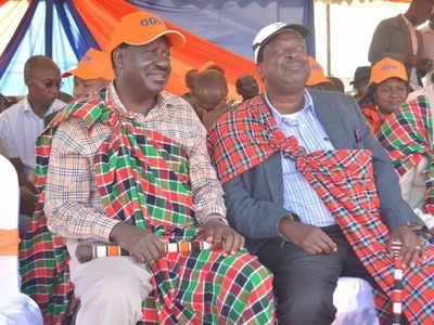 Raila may lose 2017 election if he replaces Kalonzo Musyoka with Musalia Mudavadi