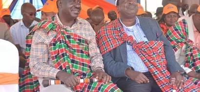 Musalia Mudavadi apata ONYO siku moja tu baada ya kukutaka na Raila Odinga