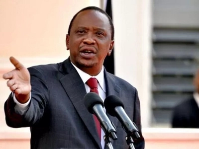 Angry Uhuru said this after the firing of KDF Commander in South Sudan