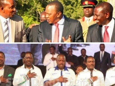 Uhuru is 100% sure he will beat NASA at the Supreme Court, here's how