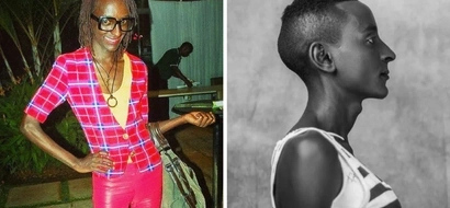 Meet Kenyan man who changed his gender to the opposite & happy about it (photos)