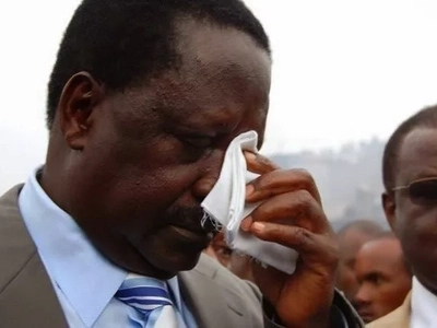 Glaring election irregularities which robbed Raila victory