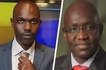 Larry Madowo and presidential candidate in fierce online war