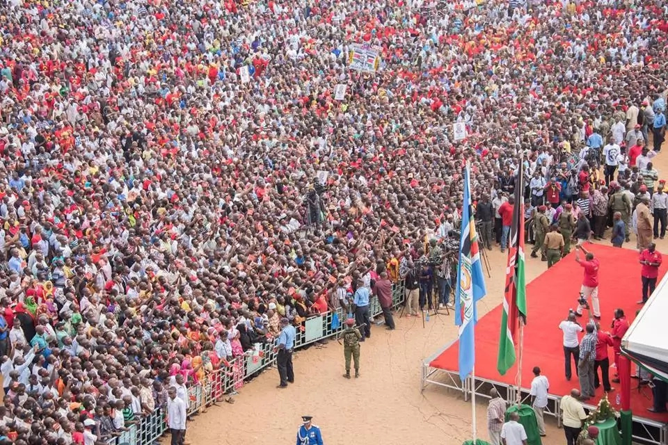 I don't need votes from Coast to Win-Uhuru Kenyatta