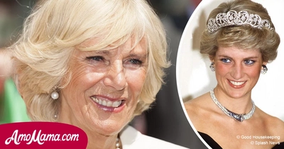 Camilla prepares to celebrate her 70th birthday. But she claims Diana still haunts her