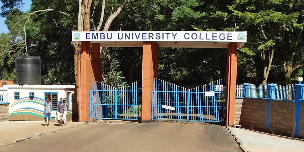 Embu University College Courses Offered: What You Can Study Here