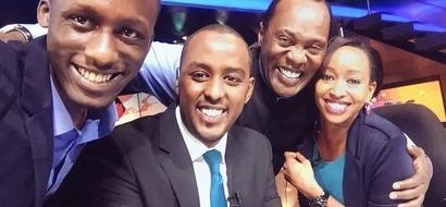 Mtangazaji tajika wa Citizen TV atangaza kujiuzulu kwake rasmi mbele ya watazamaji