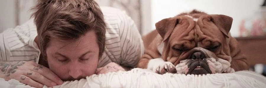 WATCH: Musician uses pet dog to create awesome mix