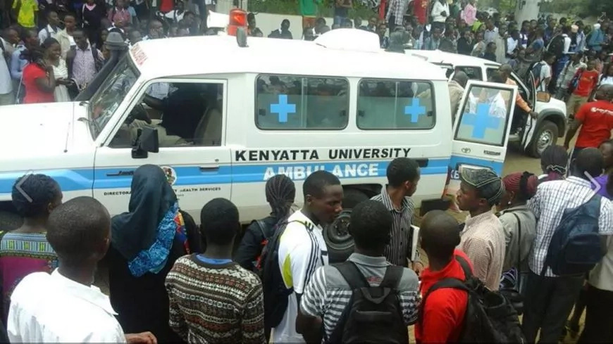Kenyatta University student leader dies mysteriously (photos)