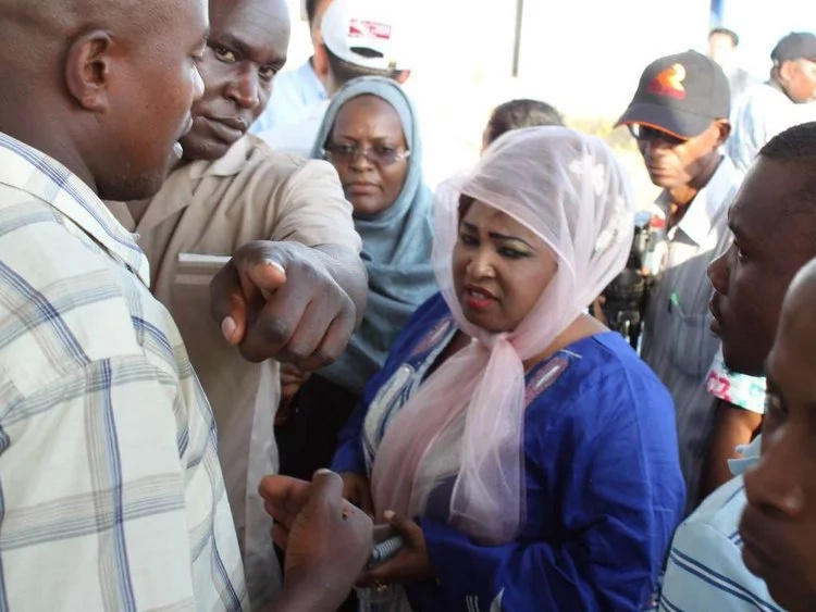Uhuru's guards 'harass' Mombasa Women Rep Mishi Mboko