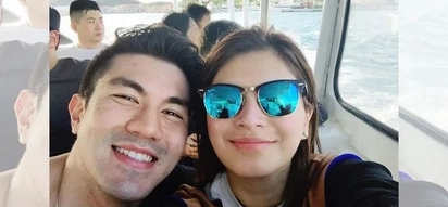 Angel Locsin's busy 'cleanin' out her closet.' Actress deleted all Luis photos in Instagram account.
