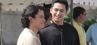 Goodbye, GMA-7 na talaga! Enzo Pineda is the latest addition in JaDine's teleserye