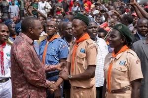 Huku ndiko Rais Uhuru ataelekea baada ya kufutilia ziara yake ya Meru na Tharaka Nithi