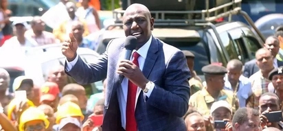 Private companies can raise money without borrowing - Deputy President William Ruto explains how