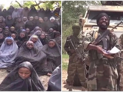 "Freed Boko Haram ""wife"" returns to man who held her captive after learning he is with rival woman"
