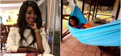 TV screen siren Lilian Muli flaunts her curves and we are impressed
