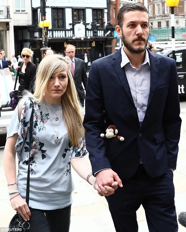 US legislators grants Charlie Gard legal residence in America so he can receive world class treatment