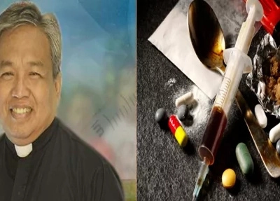 God saves lives! Former drug addict now serves as priest and counselor to druggies