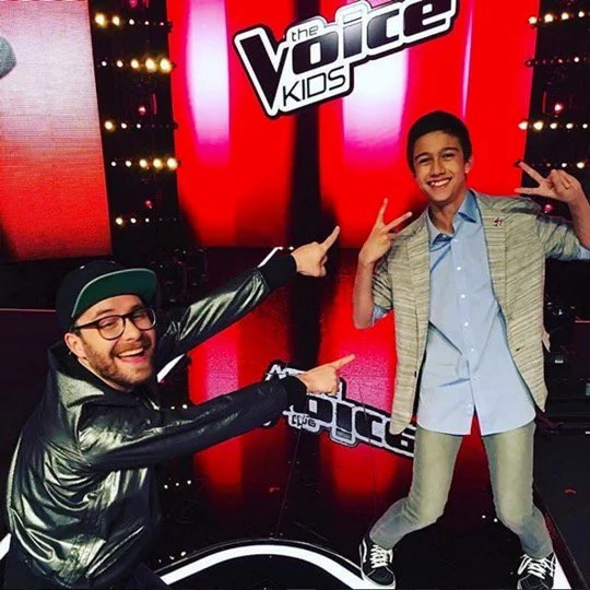 Filipino-Austrian victorious in 'The Voice Kids Germany'