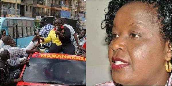 Ni lazima niwe mgombea mwenza wa Mike Sonko - Margaret Wanjiru