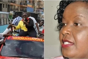 Bishop Margaret Wanjiru arrested