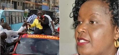 Wakenya wamkejeli vibaya kasisi Margaret Wanjiru baada ya kukamatwa na polisi